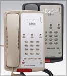 Scitec Aegis-3-08 hotel phone room telephone