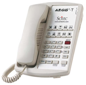 Scitec Aegis T two-line speakerphone