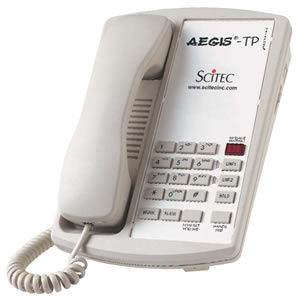 Scitec Aegis TP TP-00 Legacy Series two-line speakerphone