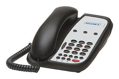 Teledex I Series A203S two line hotel phone