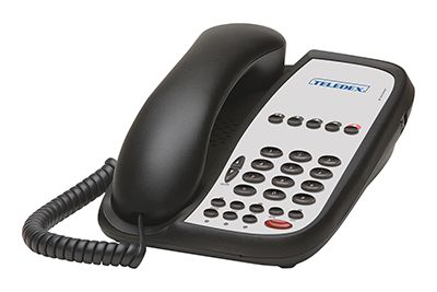 Teledex I Series ND2205S two line hotel phone