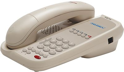 Teledex I Series NDC2205S two line hotel phone