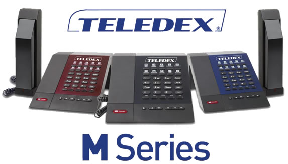Teledex M Series Hotel Phone Group