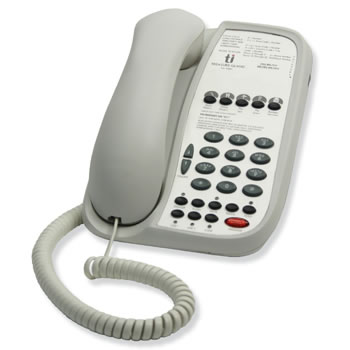 Teledex I Series A205S two-line speakerphone