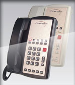 TeleMatrix 2802mwd Marquis hotel phone room telephone