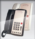 TeleMatrix 2802mws Marquis hotel phone room telephone
