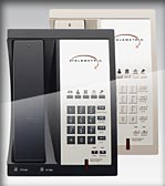 TeleMatrix 9600ip-mwd5 cordless DECT SIP speakerphone Marquis hotel phone room telephone