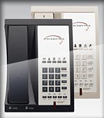 TeleMatrix 9602ip-mwd5 cordless DECT SIP speakerphone Marquis hotel phone room telephone