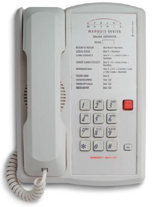 Telematrix Marquis 2800mwb Hotel Phone
