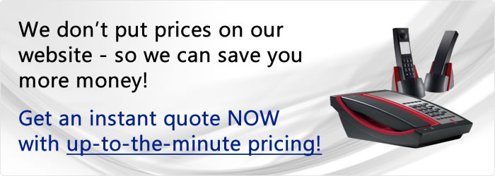 We provide up-to-the-minute pricing on our products so we don't put prices on our website.